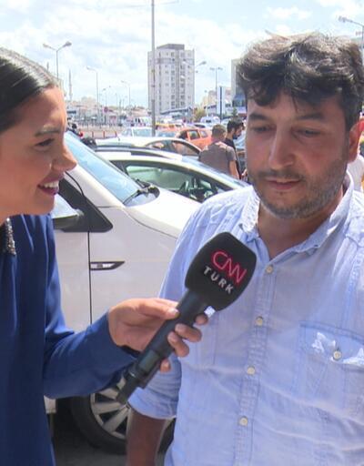 Tatilciler memleketi İstanbul'a taşıdı
