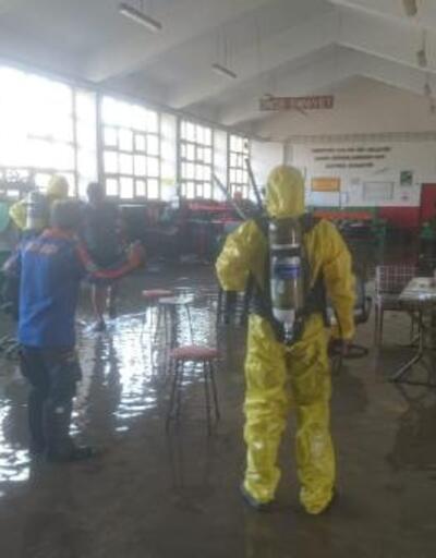 Sakarya'da 'zehirli gaz' paniği