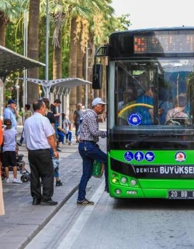 Denizli'ye 36 yeni otobüs hattı geliyor