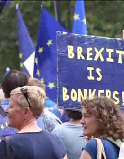"""""""İngiltere petrol, gıda ve ilaç kriziyle karşı karşıya kalacak"""""""