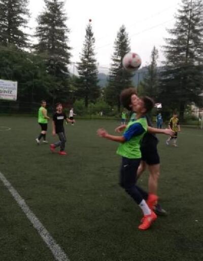 Gençler turnuvada buluştu