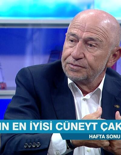Nihat Özdemir: Cüneyt Çakır dünyanın en iyisi