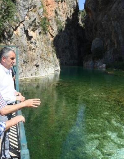 Antalya'nın gizli cenneti; Kapuz Kanyonu