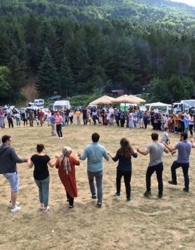 Bursa'ya göç eden Artvinliler, festivalde bir araya geldi