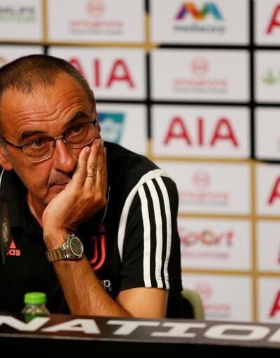 Maurizio Sarri'nin zatürre olduğu açıklandı