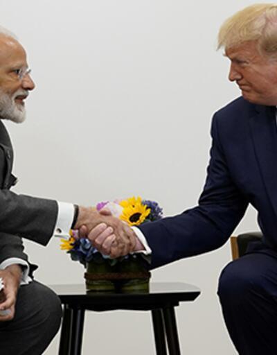 Trump ve Modi, Pakistan-Hindistan gerginliğini görüştü