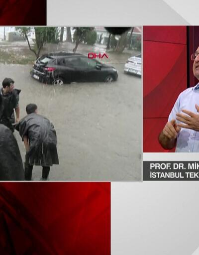 Mikdat Kadıoğlu: Afetlerle ilgili bilinçlenmeliyiz