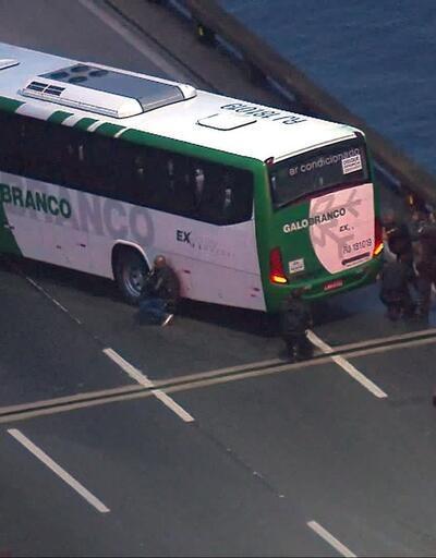 Son dakika! Brezilya'da rehine krizi!