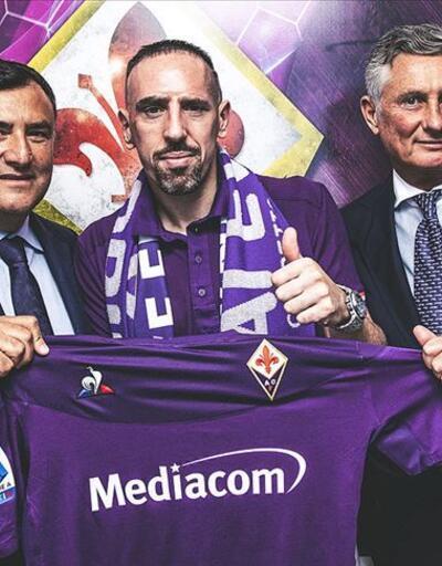 Ribery Fiorentina'da top koşturacak