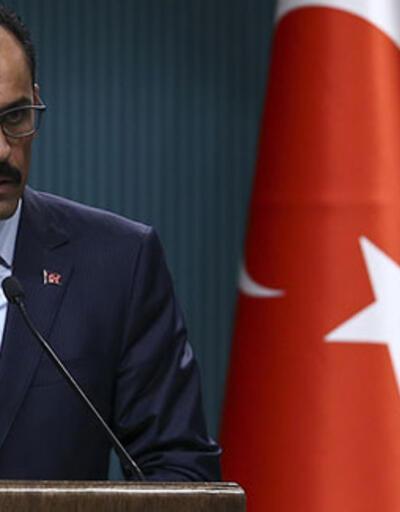 İbrahim Kalın açıkladı! Cumhurbaşkanı Erdoğan'dan iki önemli görüşme
