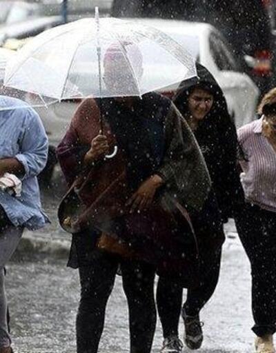 Meteoroloji'den yeni kuvvetli yağış uyarısı!