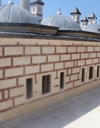 Fatih'in eğitim gördüğü medrese kapılarını açıyor