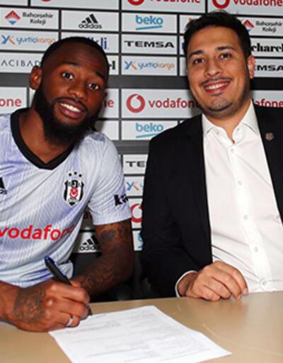 Beşiktaş Georges-Kevin N'Koudou'yu resmen açıkladı