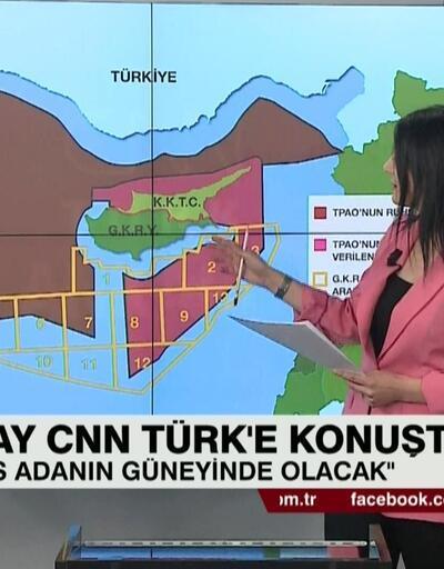 KKTC Dışişleri Bakanı CNN Türk'e konuştu