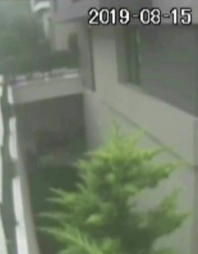 Ankara'da drone ile hırsızlık