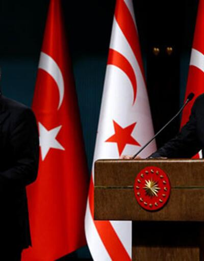 Cumhurbaşkanı Erdoğan'dan net Doğu Akdeniz mesajı: Çalışmalara kararlılıkla devam ediyoruz
