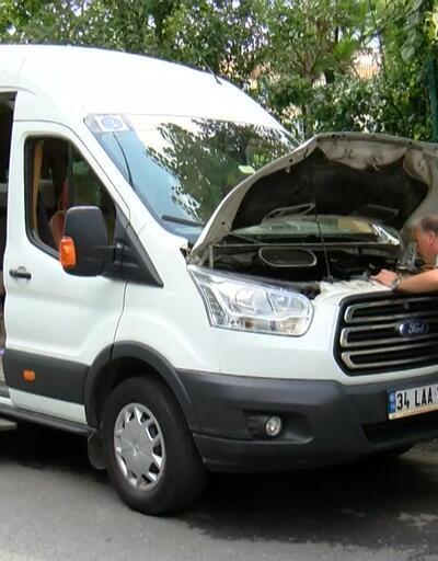 Servisçiler son hazırlıklarını tamamladı