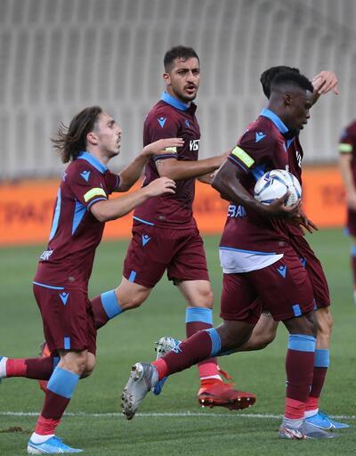 AEK 1-3 Trabzonspor MAÇ ÖZETİ