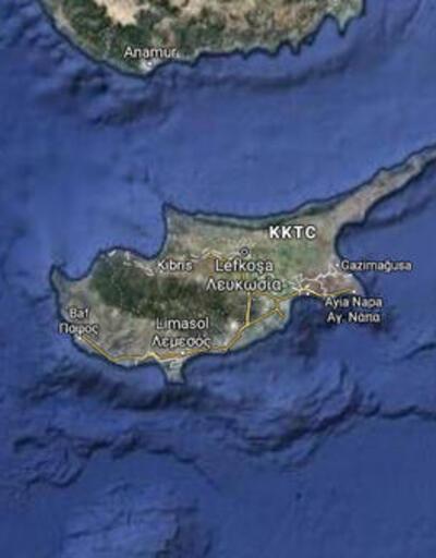 National Geographic yayınladı! Kıbrıs'a ne olacak?