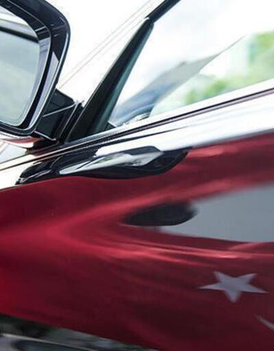 Yerli otomobile büyük ilgi! Fotoğrafları paylaşılacak
