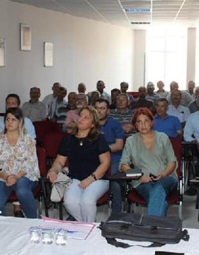 Vize'de kırsal kalkınma destekleri hakkında bilgilendirme toplantısı yapıldı