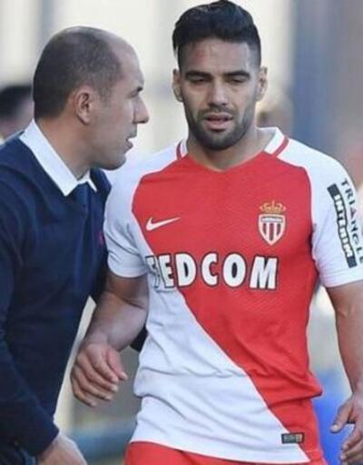 Monaco teknik direktöründen Falcao açıklaması