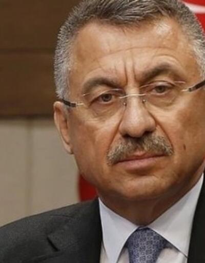"""Cumhurbaşkanı Yardımcısı Fuat Oktay'dan """"Emine Bulut cinayeti"""" açıklaması"""