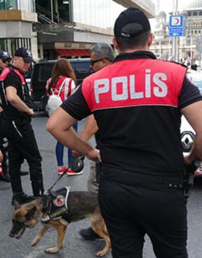 İstanbul'da 'Kurt kapanı 2019-13' denetimi