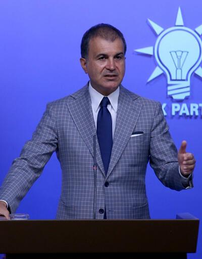 AK Parti Sözcüsü Çelik'ten KKTC Cumhurbaşkanı Akıncı'ya tepki