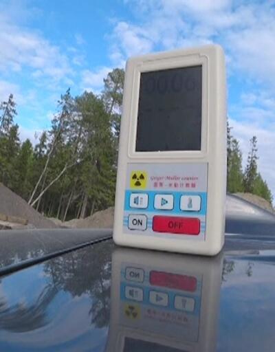 Radyasyon seviyesi saklanıyor mu?