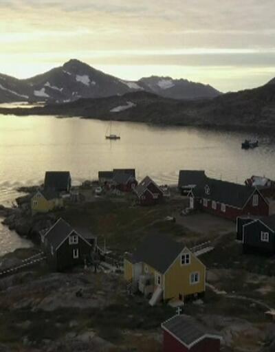 Gezginlerin yeni rotası Grönland