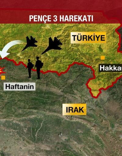 Abdullah Ağar'dan CNN TÜRK'te Pençe-3 harekatı yorumu