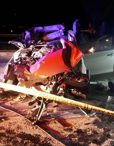 Ehliyetine el konulan sürücü trafik kazasında öldü