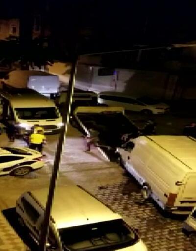 Şüpheli minibüsten 45 göçmen çıktı