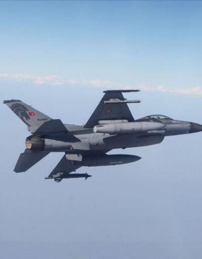 Irak'ın kuzeyine hava harekatı: 9 PKK'lı terörist etkisiz hale getirildi