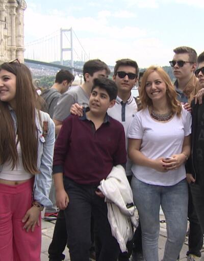 Türkiye'nin Selfie haritası