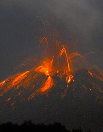 Dumanlar 600 metreye kadar yükseldi! Japonya alarmda