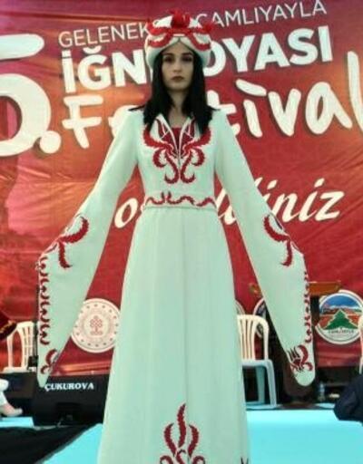 Çamlıyayla'da, İğne Oyası Festivali