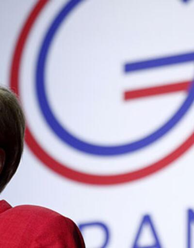 Merkel: Herkes İran'ın nükleer silahlanmaması hususunda hemfikir