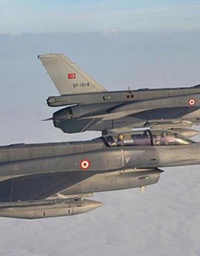 Son dakika... Irak'ın kuzeyine hava harekatı: 2 terörist etkisiz hale getirildi