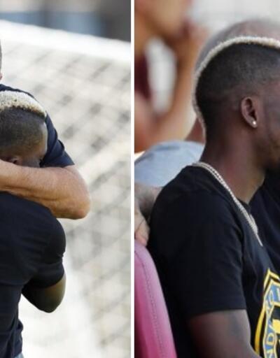 Henry Onyekuru'dan Galatasaray'a ziyaret