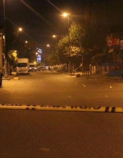 Ümraniye'de iki grup arasında silahlı çatışma