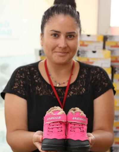 Gaziemir'de 600 öğrenciye çanta ve ayakkabı desteği