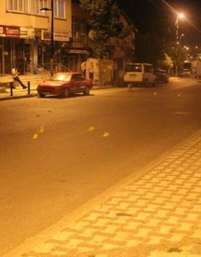 Ümraniye'de iki grup arasında silahlı çatışma: 2 yaralı