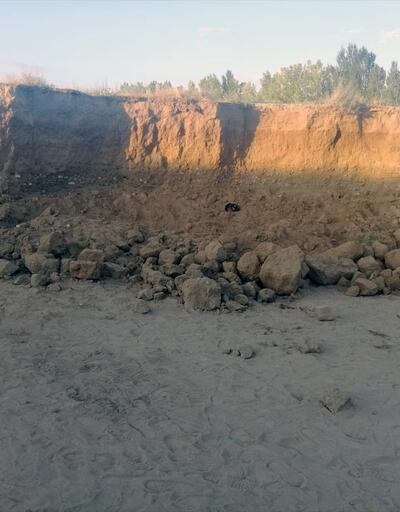Konya'da toprak kayması sonucu 2 çocuk öldü