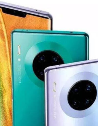 Huawei Mate 30 tanıtım posteri ortaya çıktı