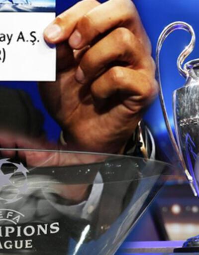Galatasaray'ın Şampiyonlar Ligi rakipleri belli oluyor! Kura çekimi hangi kanalda?