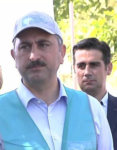 İdam tartışmalarıyla ilgili Adalet Bakanı'ndan açıklama