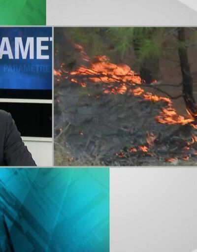 Cumhurbaşkanı Erdoğan'a soruldu: Ormanları PKK mı yakıyor?