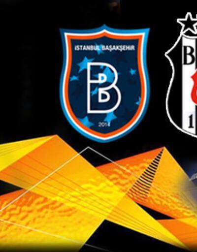 Beşiktaş, Başakşehir ve Trabzonspor'un UEFA Avrupa Ligi rakipleri belli oldu